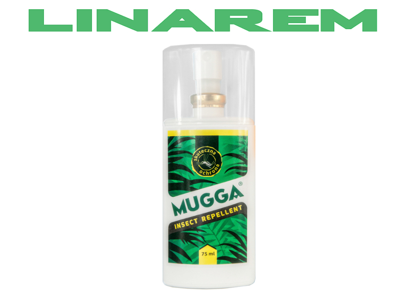 ee411492dad5 Spray Mugga - preparat na kleszcze DEET 9